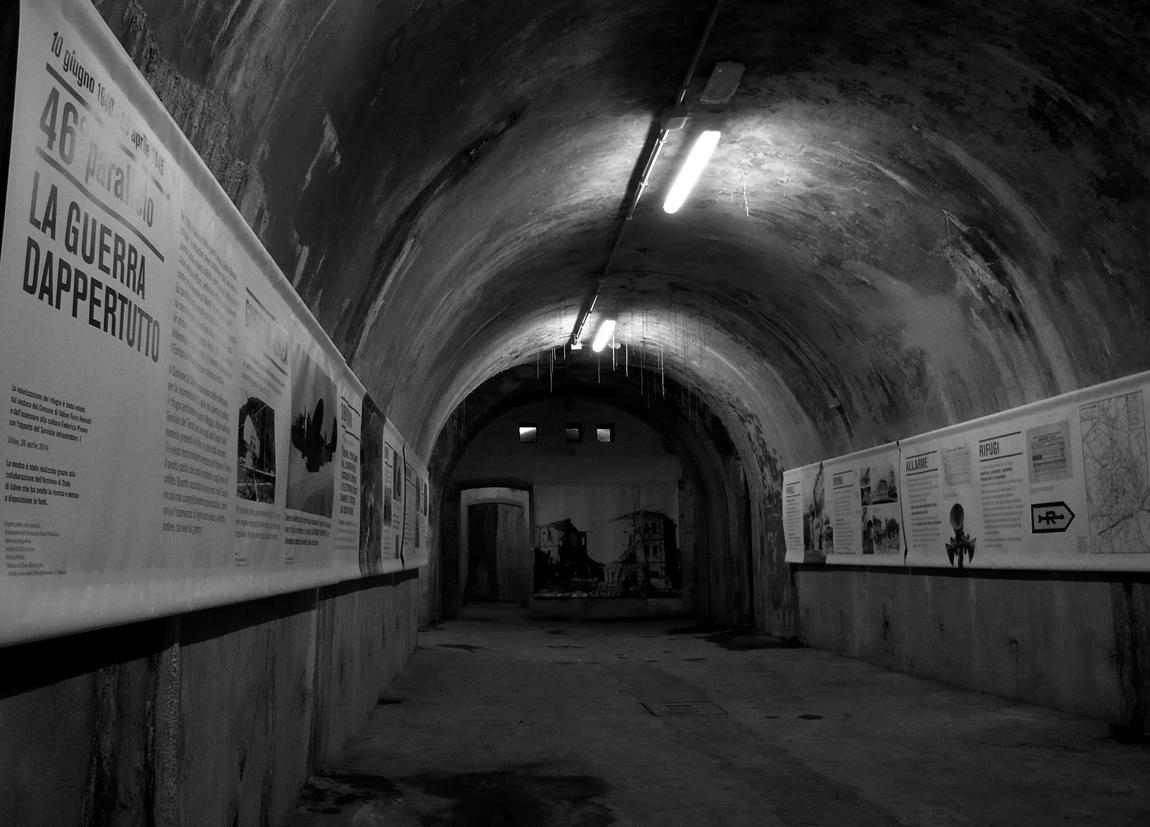 bunker piazza I maggio 1