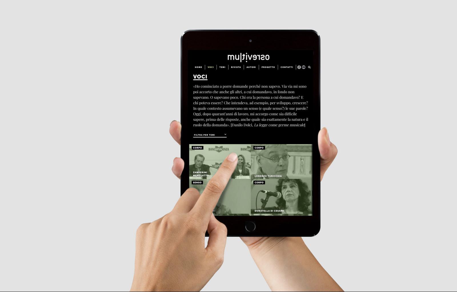 tablet multiweb